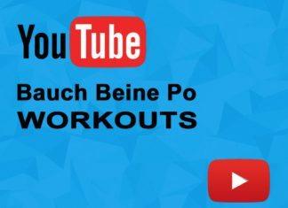 Youtube Bauch Beine Po workout