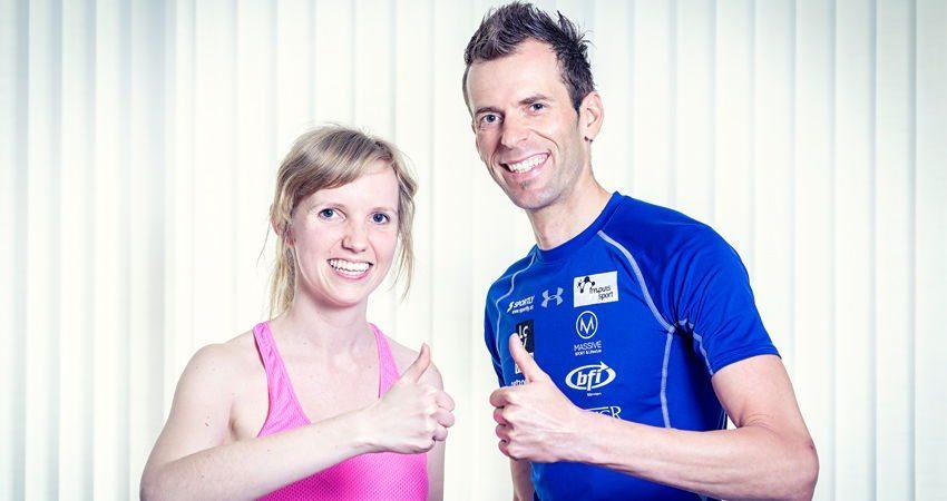 Bauch Beine Po Trainingsplan Werner und Lydia