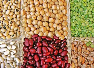 gesunde Lebensmittel Hülsenfrüchte