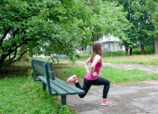 Outdoor Workout Parkbank