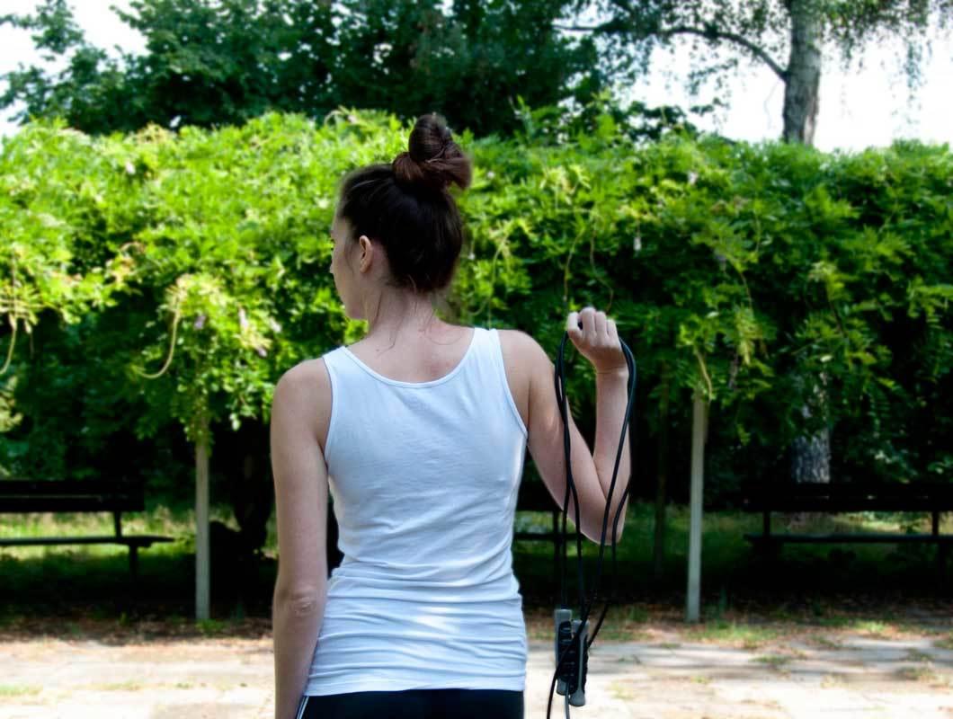 seilspringen übungen springseil training