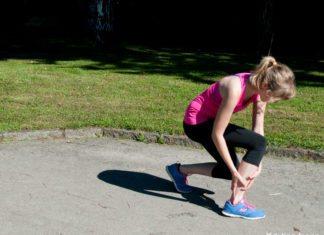 Fehler beim Laufen anfangen Knieschmerzen