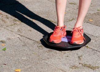 Balance Board Übungen