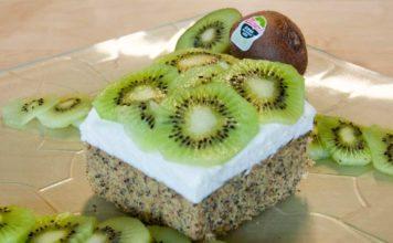 Zespri Green Kiwi Kuchen