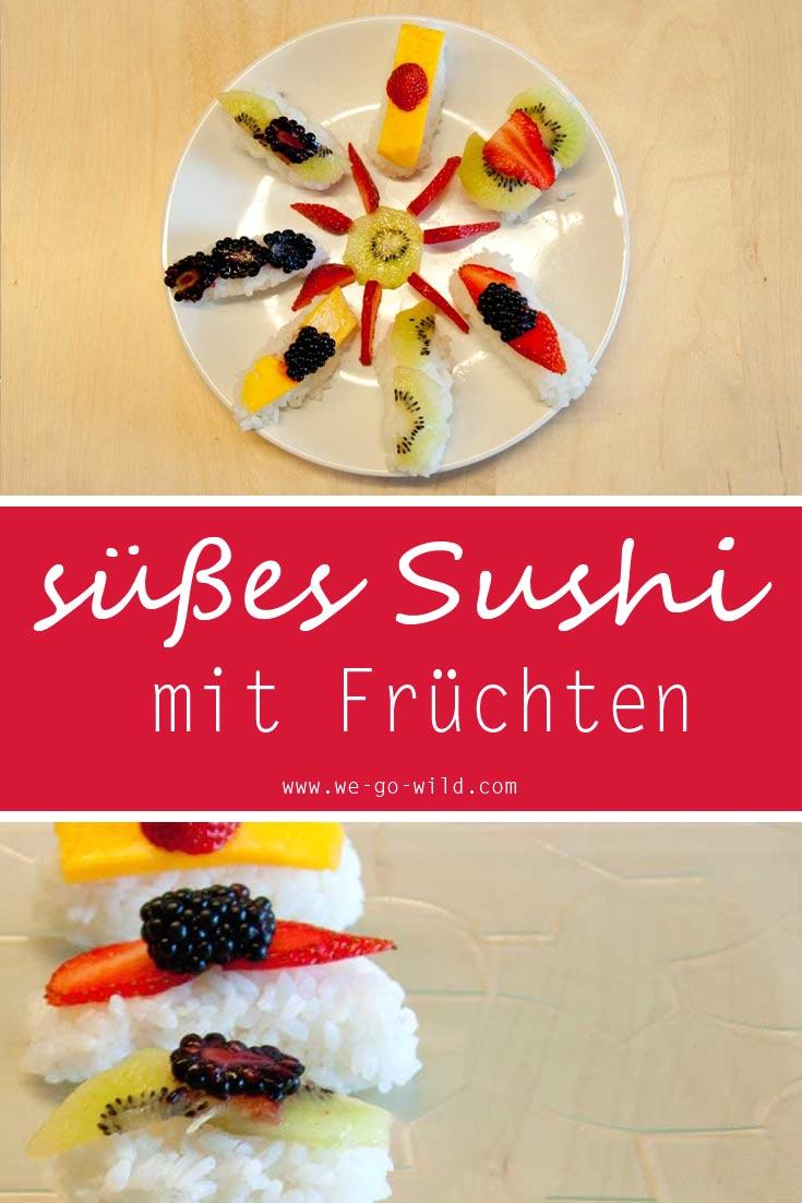 frucht sushi rezept gesundes dessert f r hei e sommertage. Black Bedroom Furniture Sets. Home Design Ideas