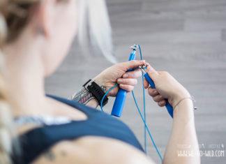 Seilspringen Übungen lernen