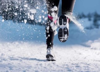 Joggen im Winter, immunsystem stärken