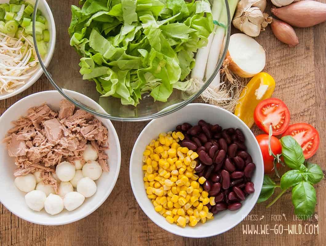 wenn du dir dein dressing selbst machst weit du welche zutaten du verwendest und bringst viel abwechslung in deinen salat - Selbst Machen