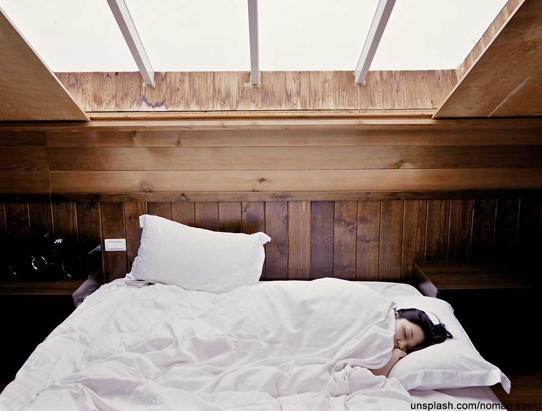 Schlaf Killer ausschlafen