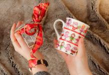 Weihnachtsgeschenk Tee