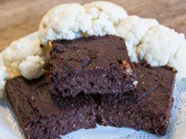 blumenkohl brownies rezept