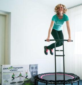 fitness trampolin joka fit cacau