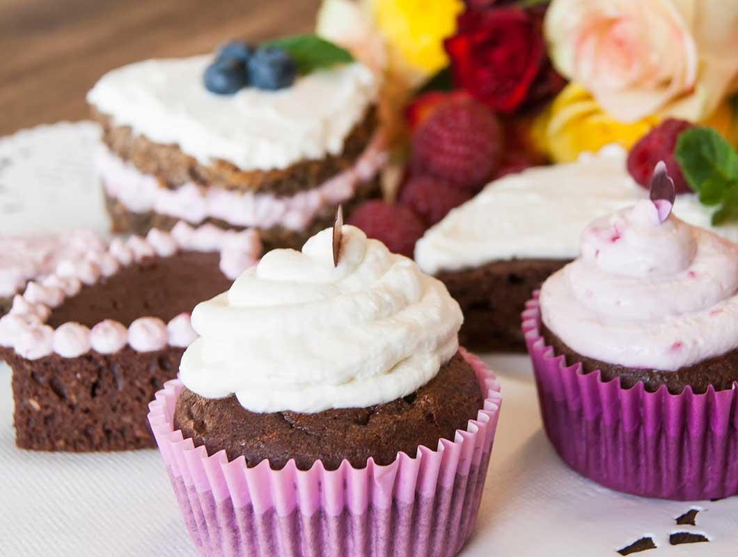 Valentinstag Kuchen Rezept Ohne Zucker