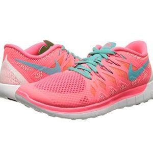 Nike Free 5.0 Trainings- und Laufschuh
