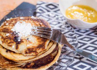kokosmehl rezepte pancakes