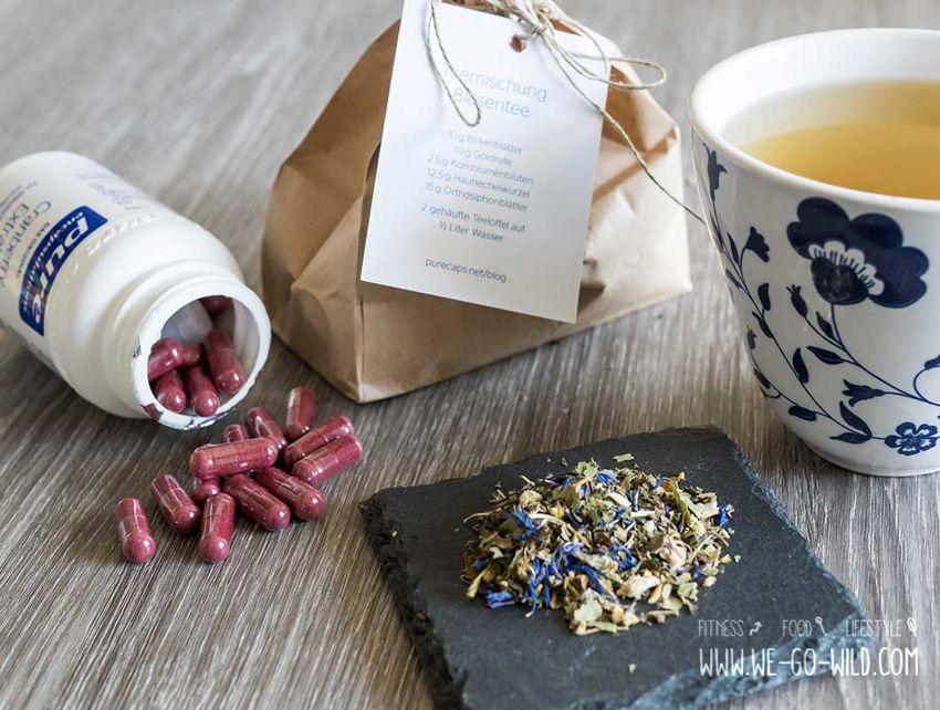 cranberry extrakt pure encapsulations gegen blasenentzündung