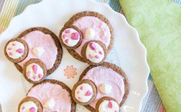 osterplätzchen backen ohne zucker hasenpo kekse