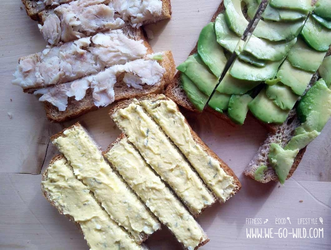 weisheitszähne essen rezepte toastbrot