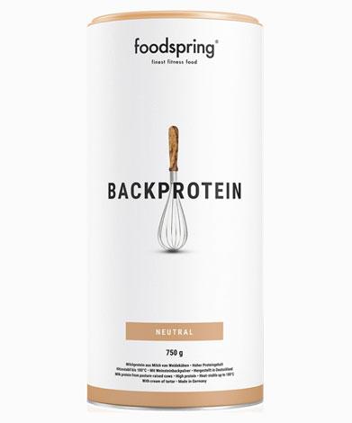 Foodspring Backprotein
