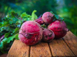 lebensmittel gegen muskelkater rote beete