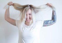 Haare mit Rizinusöl pflegen