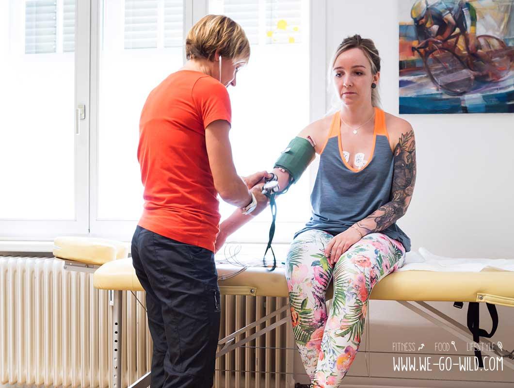 Spiroergometrie Test