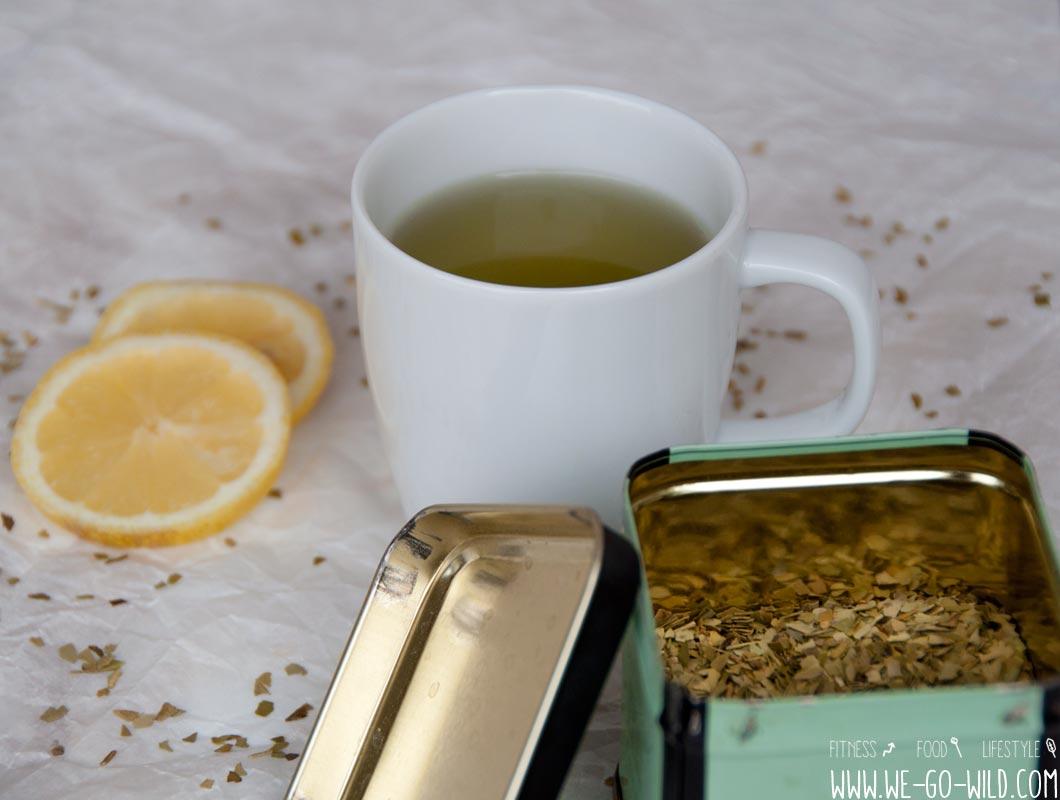 Tee zum Abnehmen: Matetee