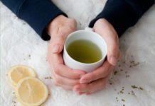 Grüner Tee sollte jeden Tag getrunken werden
