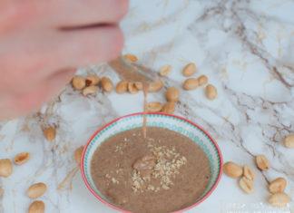 Rezept Erdnussbutter selber machen