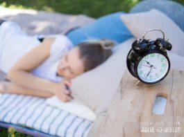 Abnehmen ohne Sport mit genügend Schlaf