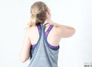 Nackenschmerzen Übungen gegen Verspannungen im Nacken