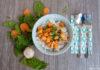 Sußkartoffel Curry mit Blattspinat