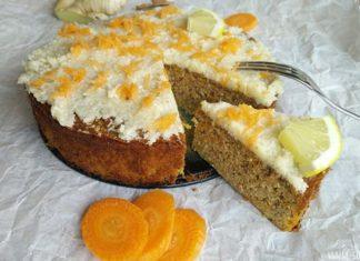Karottenkuchen ohne Zucker paleo Kuchen ohne Mehl