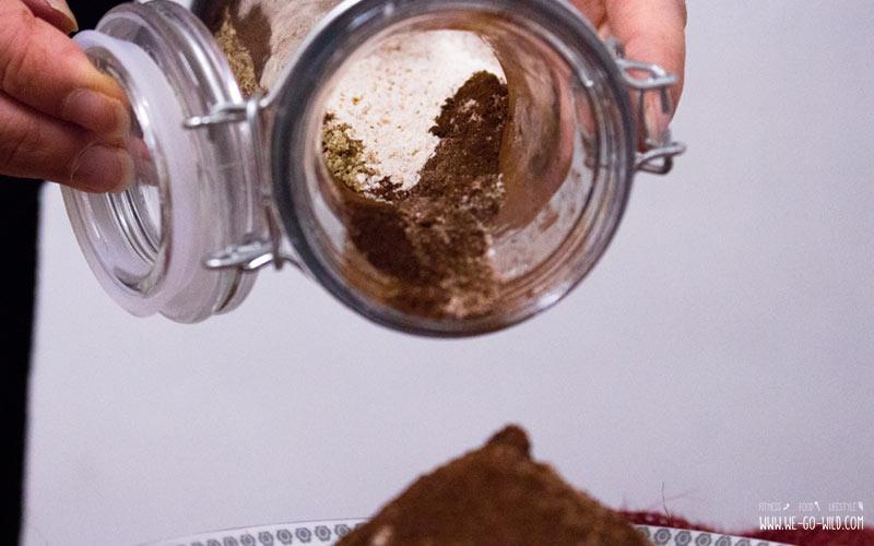 backmischung im glas selber machen saftiger schoko nuss kuchen. Black Bedroom Furniture Sets. Home Design Ideas