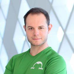 Martin Caesar - Begutachter für den Bauch weg Trainingsplan von We Go Wild