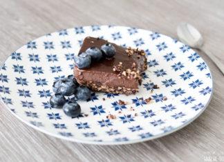 Brownies ohne Ei und ohne Backen