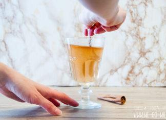 Abnehmen mit Zimt und Honig Wasser
