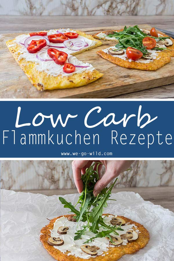 low carb flammkuchen 3x leckerer schneller teig ohne kohlenhydrate. Black Bedroom Furniture Sets. Home Design Ideas