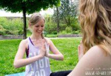 Tägliche meditieren ist gesund