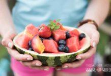 Wassermelone als blutdrucksenkende Lebensmittel